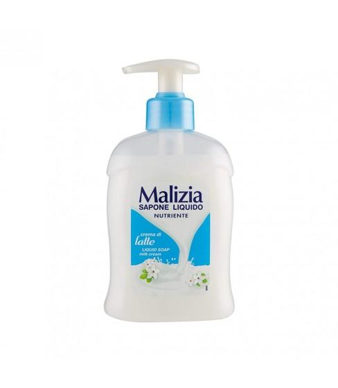 Mydło w pompce Malizia Crema Di Latte 300 ml