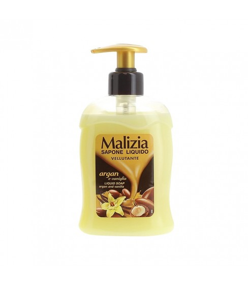 Mydłow pompce Malizia Argan and Vanilla 300 ml