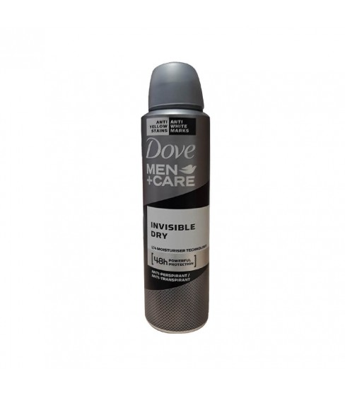 Dove Deospray 150 ml Men+Care Invisible Dry