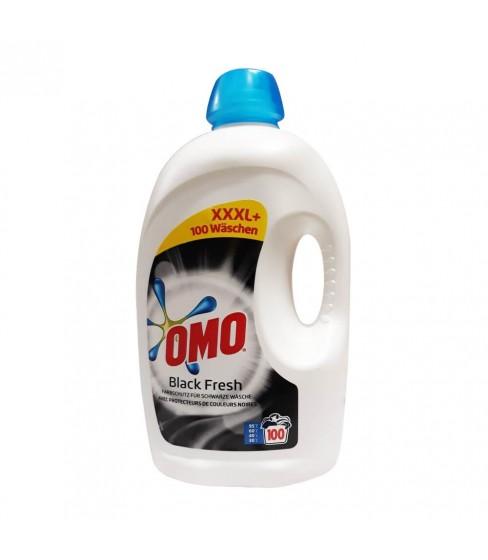 Żel do prania OMO Black Fresh 5 L - 100 WL