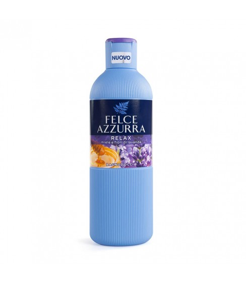 Żel do mycia ciała Felce Azzurra Honey&Lavender 650 ml