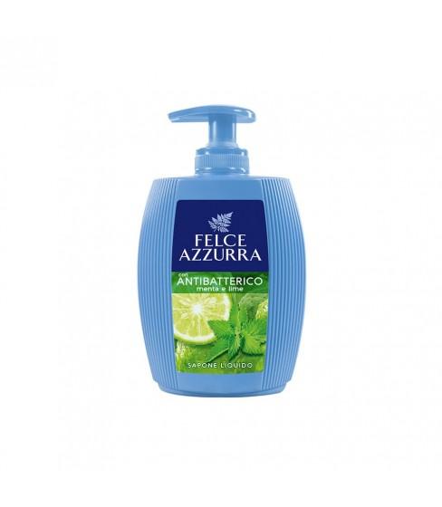 Mydło antybakteryjne Felce Azzurra Mint&Lime 300 ml