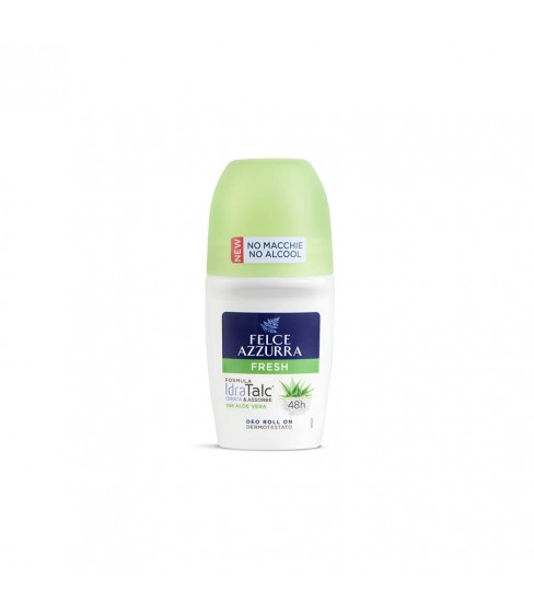 Antyperspirant Deo Roll On Felce Azzurra Fresh 50 ml