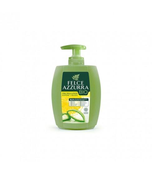 Mydło w płynie Felce Azzurra BIO Aloe Vera&Lemon 300 ml