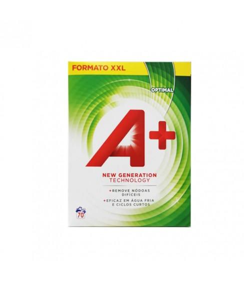 Proszek do prania Ariel A+ Optimal 4,2kg - 70 W