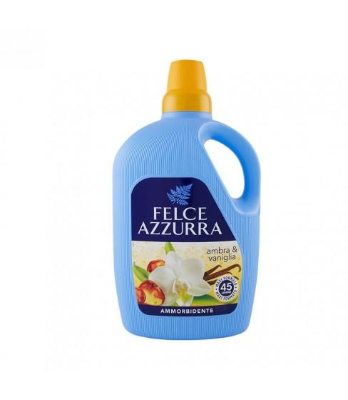 Felce Azzurra Amber&Vanilla płyn do płukania tkanin 3 L - 45WL