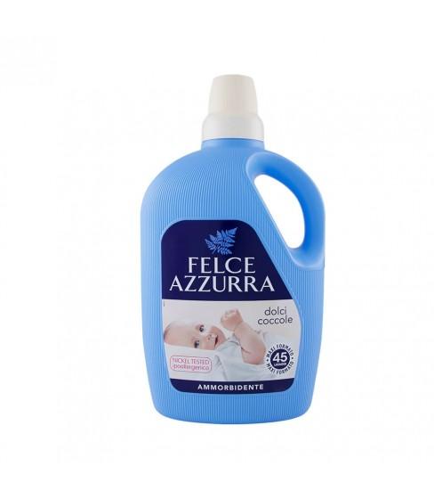 Felce Azzurra Dolci Coccole płyn do płukania tkanin 3L - 45WL