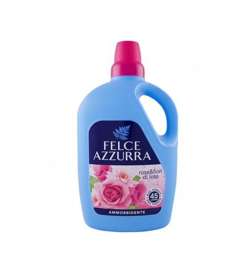 Felce Azzurra Rose&Lotus Flower płyn do płukania tkanin 3 L - 45WL