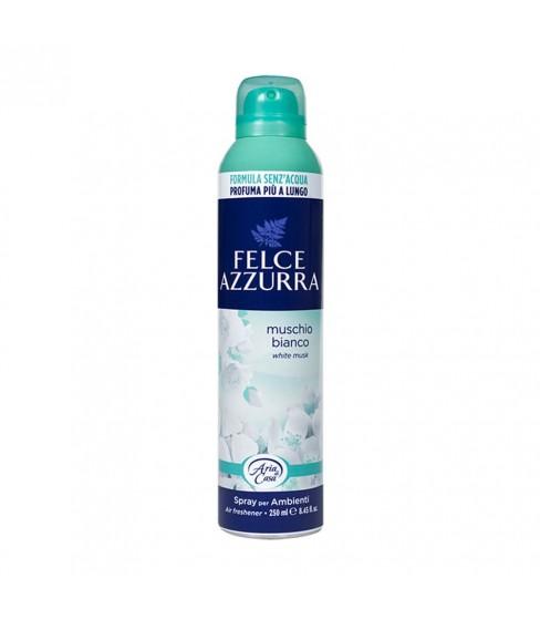 Felce Azzurra odświeżacz powietrza w sprayu White Muski 250 ml