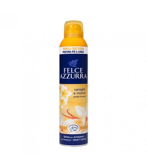 Felce Azzurra odświeżacz powietrza w sprayu Vanilla&Monoi 250 ml