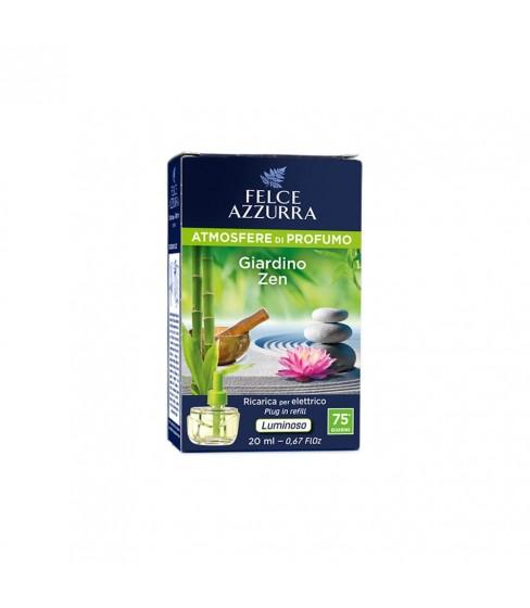 Felce Azzurra elektryczny odświeżacz powietrza Garden Zen 20 ml Refill