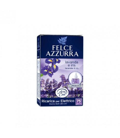Felce Azzurra elektryczny odświeżacz powietrza Lawender&Irys 20 ml Refill