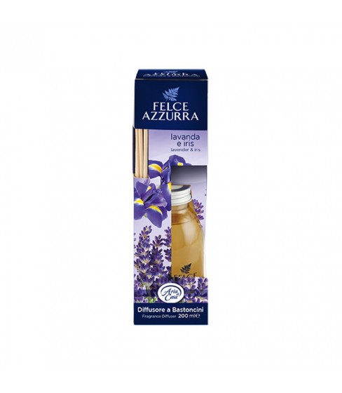 Felce Azzurra patyczki zapachowe Lavender&Irys 200 ml