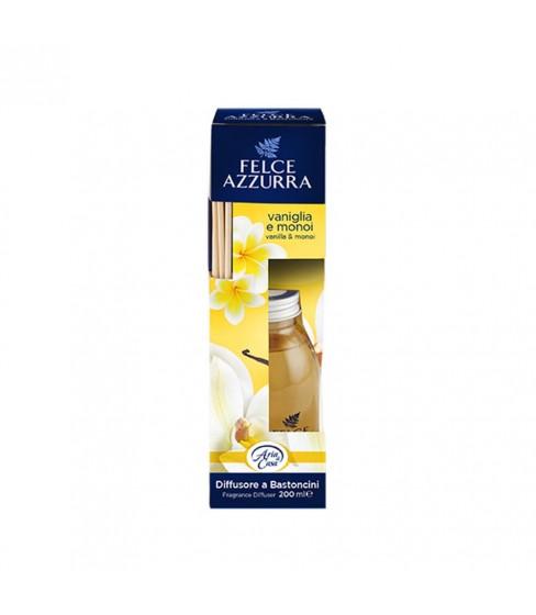 Felce Azzurra patyczki zapachowe Vanilla&Monoi Oil 200 ml