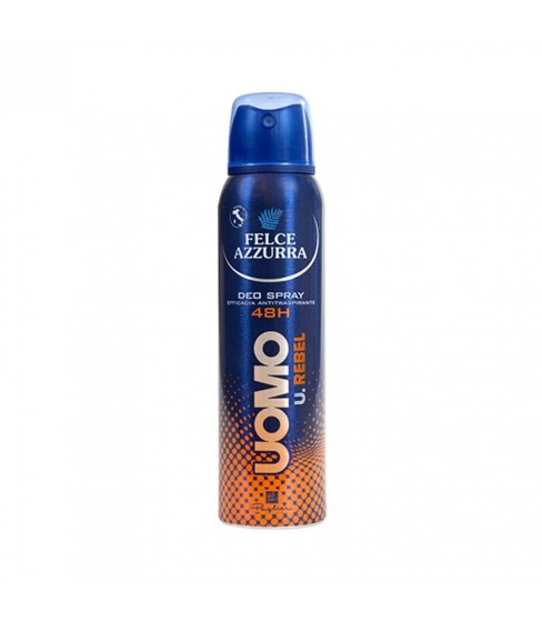 Felce Azzurra Men dezodorant w sprayu Rebel 150 ml