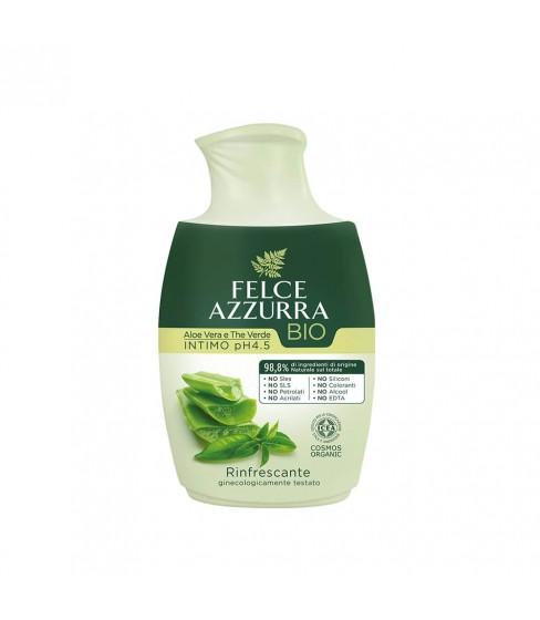 Felce Azzurra BIO płyn do higieny intymnej Aloe Vera&Green Tea 250 ml