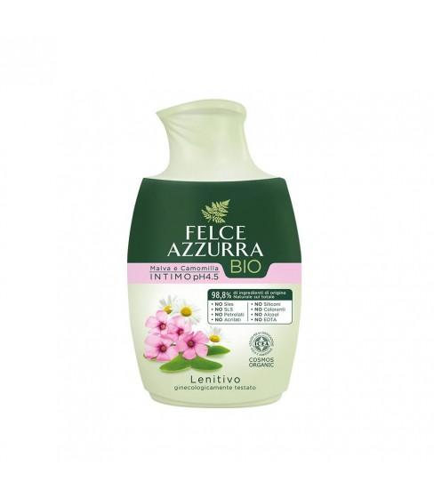 Felce Azzurra BIO płyn do higieny intymnej Chamomile&Mallow 250 ml