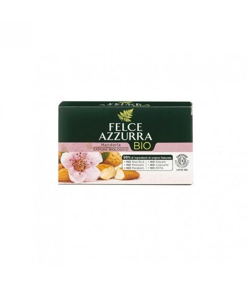 Felce Azzurra BIO mydło w kostce Almond&Flowers