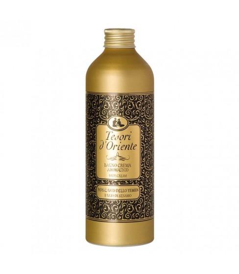 Płyn do kąpieli Tesori d'Oriente Royal Oud Jemeński Sezam 500 ml