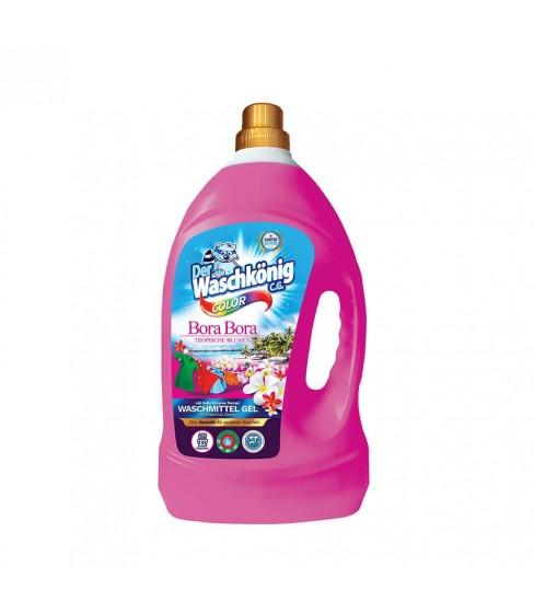 Der Waschkönig C.G. Bora Bora Color proszek do prania 4 L - 133 WL