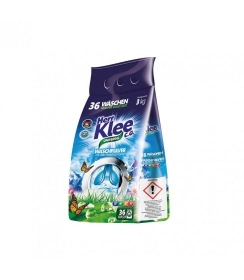 Proszek do prania Herr Klee Universal 3 kg folia
