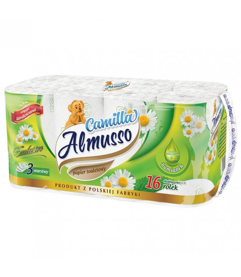 Papier toaletowy Almusso Camilla 16 szt.
