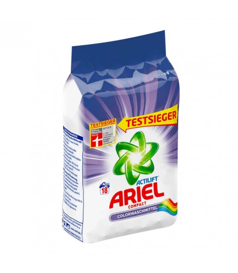 Ariel Compact Color proszek do prania 1350g - 18W