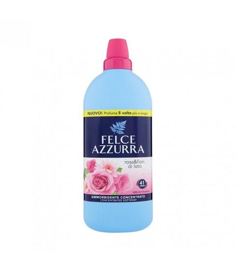Felce Azzurra Rose&Lotus Flower koncentrat do płukania tkanin 1025 ml - 41WL