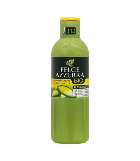 Żel pod prysznic Felce Azzurra BIO Aloe Vera&Lemon 500 ml