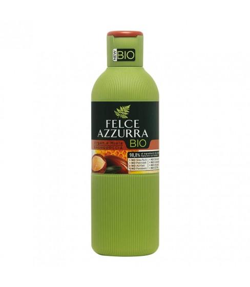 Żel pod prysznic Felce Azzurra BIO Argan&Honey 500 ml