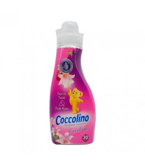 Coccolino Fio di Tiare koncentrat do płukania tkanin 750ml - 30W
