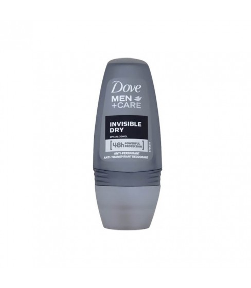 Dove Deo Roll-On Men+Care Invisible Dry 50 ml