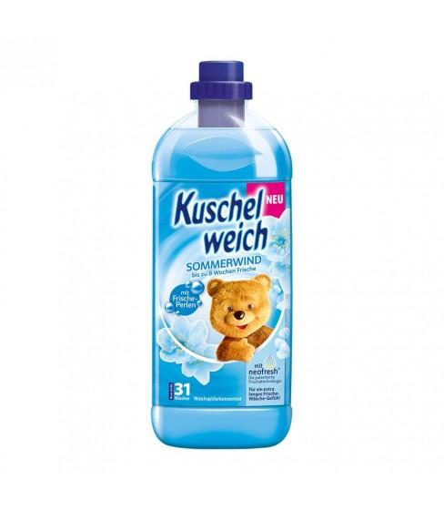 Kuschelweich Sommerwind płyn do płukania 1L - 31 WL