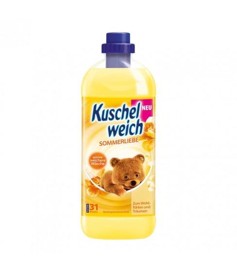 Płyn do płukania Kuschelweich Sommerliebe 1 L - 31 WL