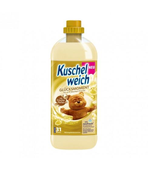 Kuschelweich Glücksmoment płyn do płukania 1L- 31 WL