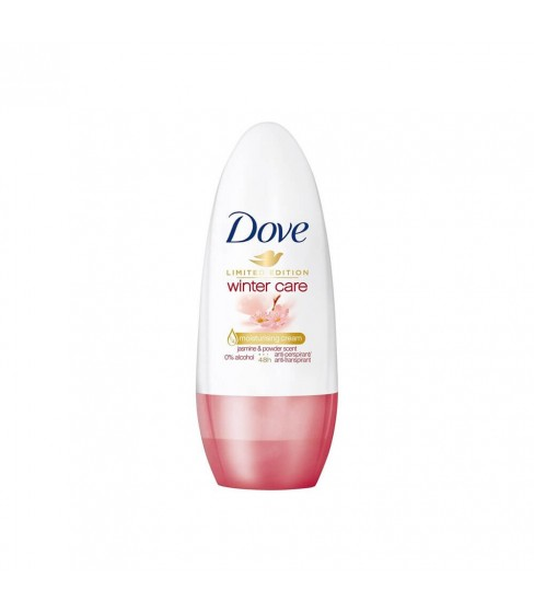 Dove Deo Roll-On Winter Care antyperspirant 50 ml