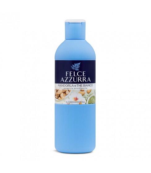 Felce Azzurra Almond&White tea żel do mycia ciała 650 ml
