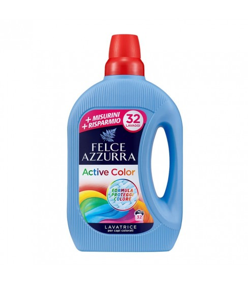 Felce Azzurra Active Color płyn do prania 1,595L - 32 prania