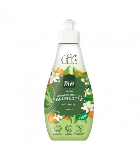 Fit Kwiat Mandarynki&Zielona Herbata płyn do naczyń 400 ml