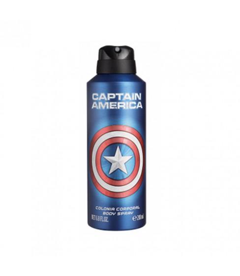 Captain America dezodorant 200 ml