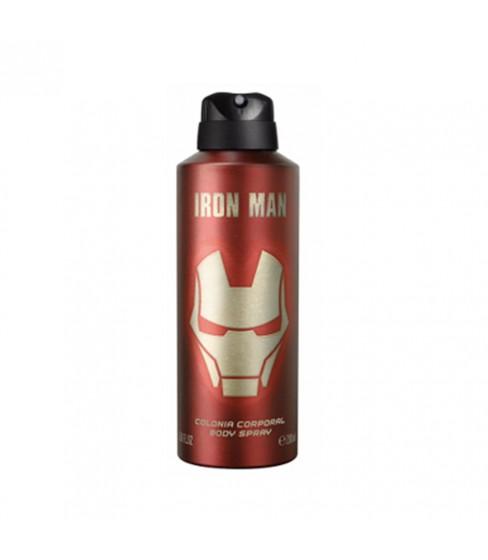 Iron Man dezodorant 200 ml
