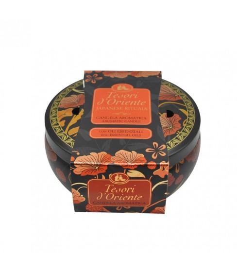 Tesori d'Oriente Japońskie Rytuały świeca zapachowa 200 g