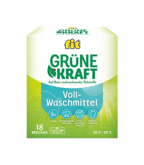 Fit GrüneKraft proszek do prania 1,215 kg - 18 prań