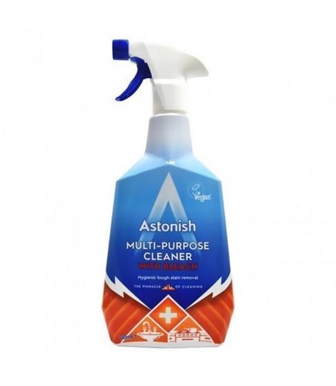 Astonish uniwersalny spray czyszczący z wybielaczem 750ml