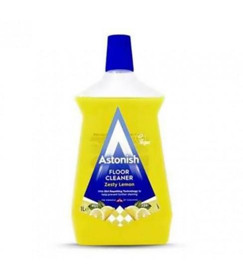 Astonish płyn do mycia podłóg o zapachu cytrynowym 1 L
