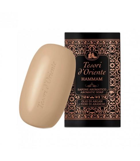 Tesori d'Oriente Hammam mydło w kostce 150 g