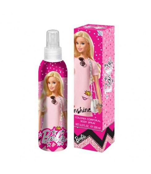 Barbie mgiełka do ciała 200 ml