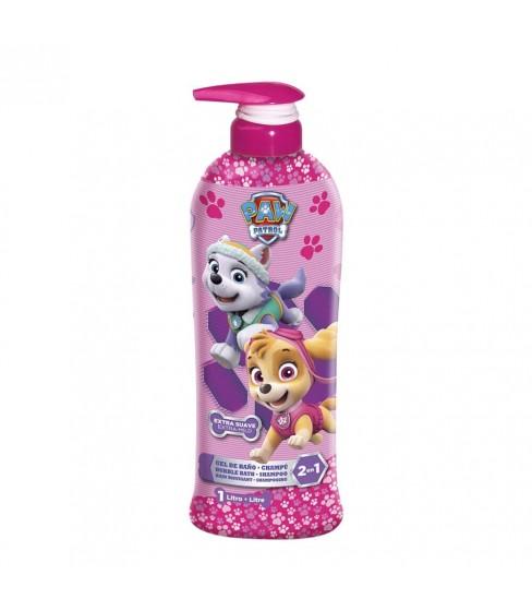 Paw Patrol żel pod prysznic i szampon 2w1 1000 ml