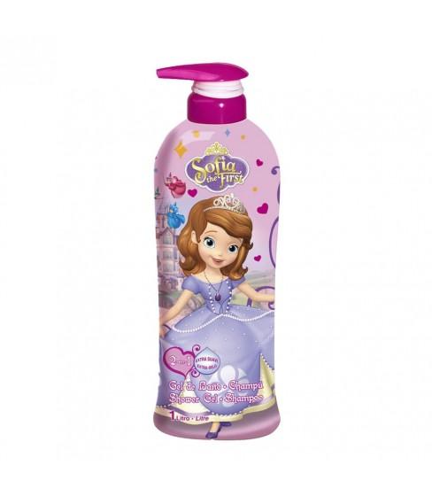 Jej Wysokość Zosia żel pod prysznic + szampon 2w1 1000 ml