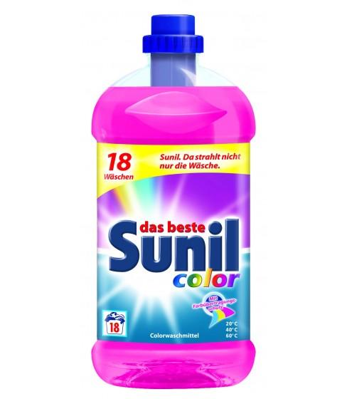 Sunil płyn do prania 1,314l Color 18 prań